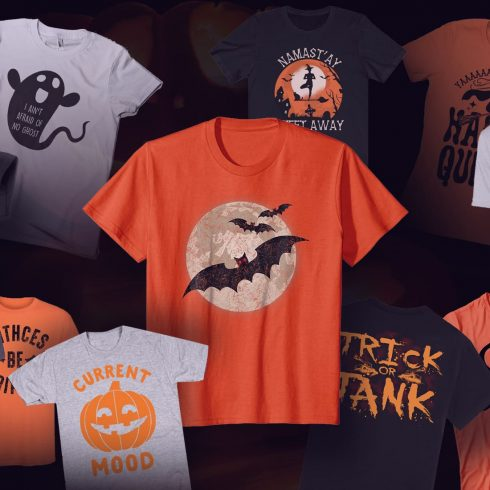 55 Best Halloween T Shirts 2020 and Dope T Shirt Designs