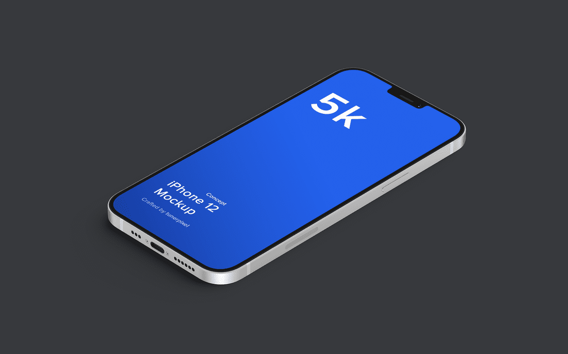 10+ iPhone 12 Mockups: Mini, Pro, Max. Free and Premium. Be In Trend With New Technology - iphone 12 05