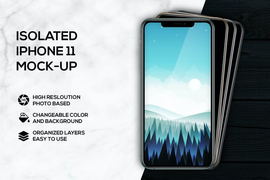 10+ iPhone 12 Mockups: Mini, Pro, Max. Free and Premium. Be In Trend With New Technology - iphone 12 12