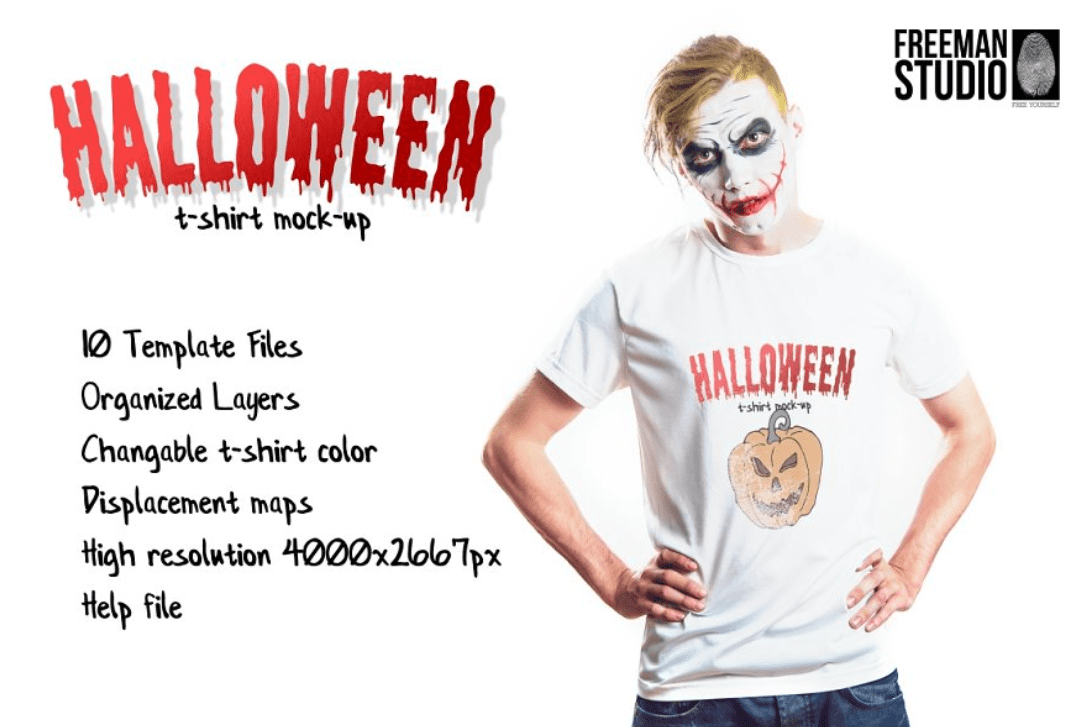 55 Best Halloween T Shirts 2020 and Dope T Shirt Designs - m 2