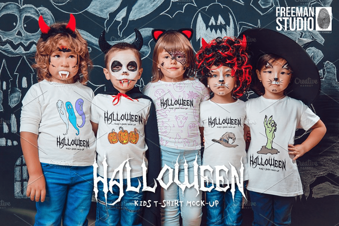 55 Best Halloween T Shirts 2020 and Dope T Shirt Designs - m 3