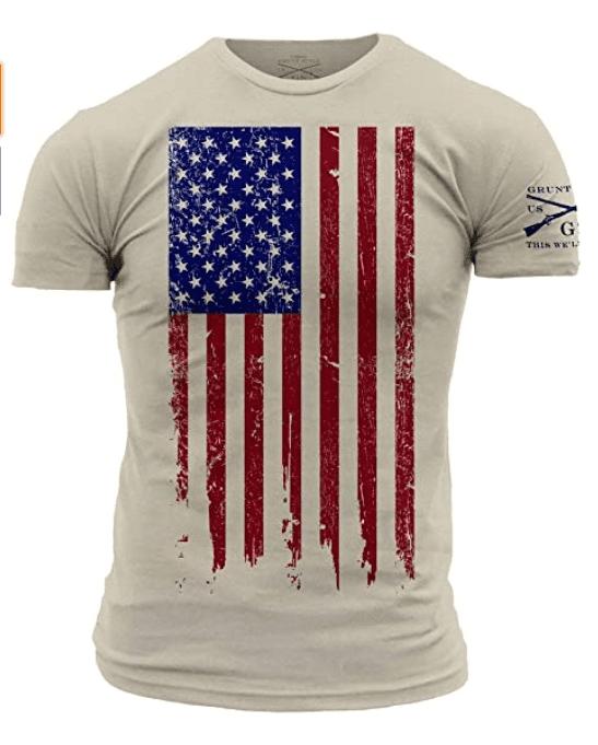 100+ Patriotic T-shirts for Men, Women, and Kids + 35 Mesmerizing T-shirt Designs 2021 - t 11 1