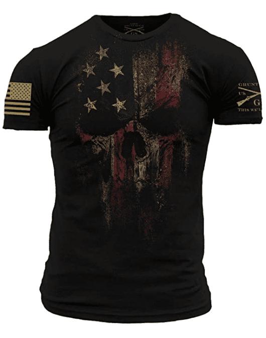 100+ Patriotic T-shirts for Men, Women, and Kids + 35 Mesmerizing T-shirt Designs 2021 - t 12 1