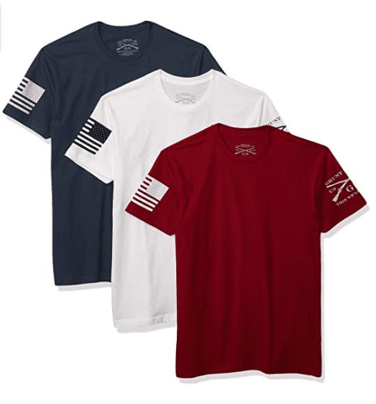 100+ Patriotic T-shirts for Men, Women, and Kids + 35 Mesmerizing T-shirt Designs 2021 - t 15 1