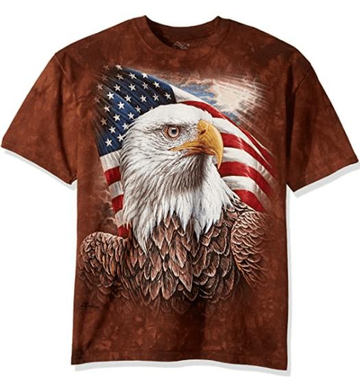 100+ Patriotic T-shirts for Men, Women, and Kids + 35 Mesmerizing T-shirt Designs 2021 - t 17 1