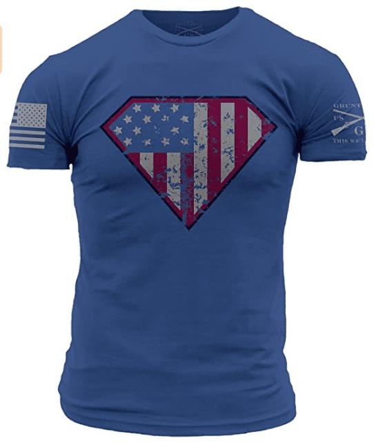 100+ Patriotic T-shirts for Men, Women, and Kids + 35 Mesmerizing T-shirt Designs 2021 - t 18 1