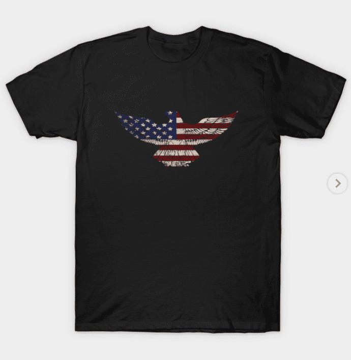 100+ Patriotic T-shirts for Men, Women, and Kids + 35 Mesmerizing T-shirt Designs 2021 - t 30 1