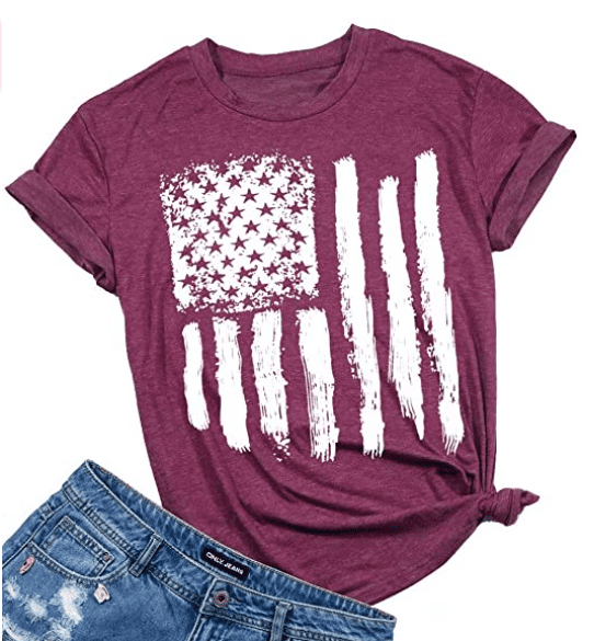 100+ Patriotic T-shirts for Men, Women, and Kids + 35 Mesmerizing T-shirt Designs 2021 - t 36 1