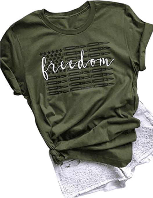 100+ Patriotic T-shirts for Men, Women, and Kids + 35 Mesmerizing T-shirt Designs 2021 - t 39 1