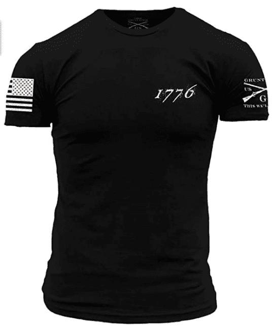 100+ Patriotic T-shirts for Men, Women, and Kids + 35 Mesmerizing T-shirt Designs 2021 - t 4 1