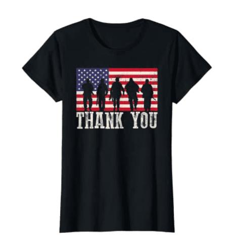 100+ Patriotic T-shirts for Men, Women, and Kids + 35 Mesmerizing T-shirt Designs 2021 - t 40 1
