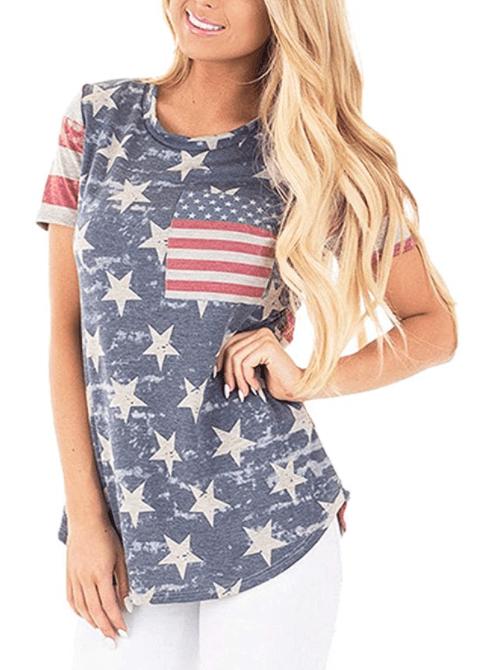 100+ Patriotic T-shirts for Men, Women, and Kids + 35 Mesmerizing T-shirt Designs 2021 - t 43 1