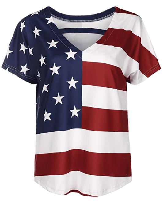 100+ Patriotic T-shirts for Men, Women, and Kids + 35 Mesmerizing T-shirt Designs 2021 - t 46 1