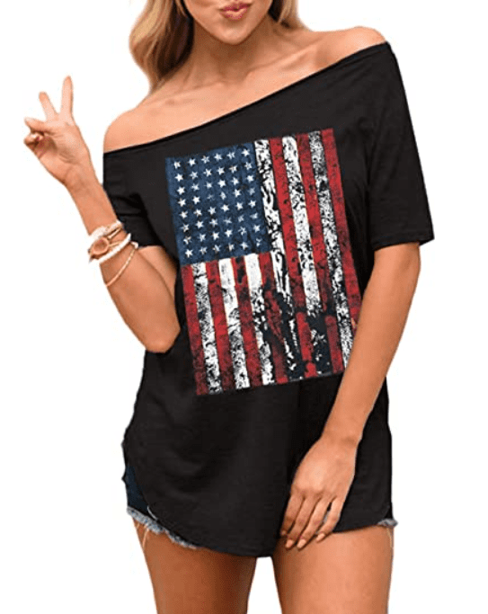 100+ Patriotic T-shirts for Men, Women, and Kids + 35 Mesmerizing T-shirt Designs 2021 - t 49 1