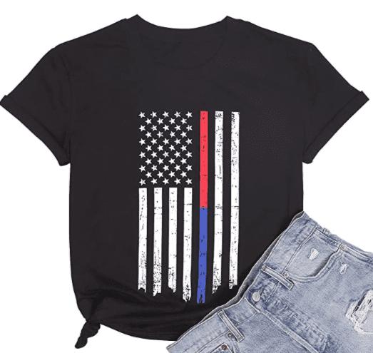 100+ Patriotic T-shirts for Men, Women, and Kids + 35 Mesmerizing T-shirt Designs 2021 - t 54 1