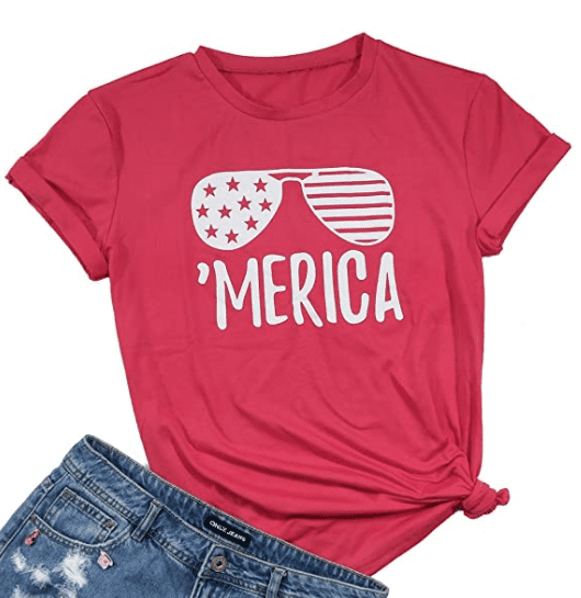 100+ Patriotic T-shirts for Men, Women, and Kids + 35 Mesmerizing T-shirt Designs 2021 - t 55 1