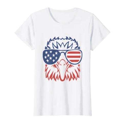 100+ Patriotic T-shirts for Men, Women, and Kids + 35 Mesmerizing T-shirt Designs 2021 - t 56