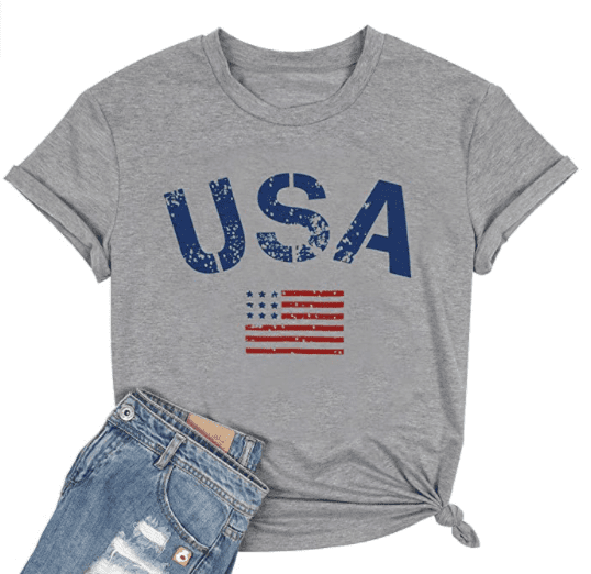 100+ Patriotic T-shirts for Men, Women, and Kids + 35 Mesmerizing T-shirt Designs 2021 - t 58