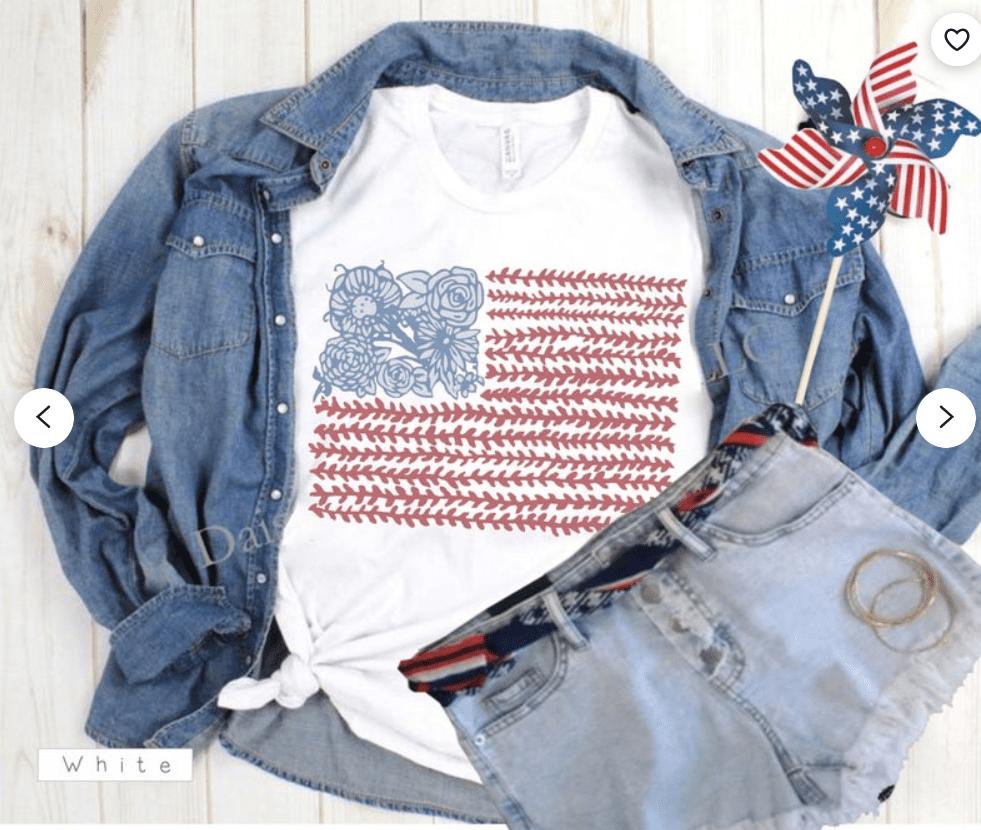 100+ Patriotic T-shirts for Men, Women, and Kids + 35 Mesmerizing T-shirt Designs 2021 - t 59