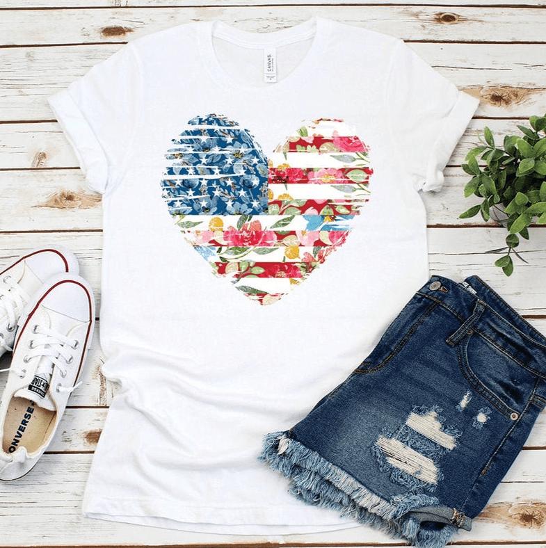 100+ Patriotic T-shirts for Men, Women, and Kids + 35 Mesmerizing T-shirt Designs 2021 - t 60