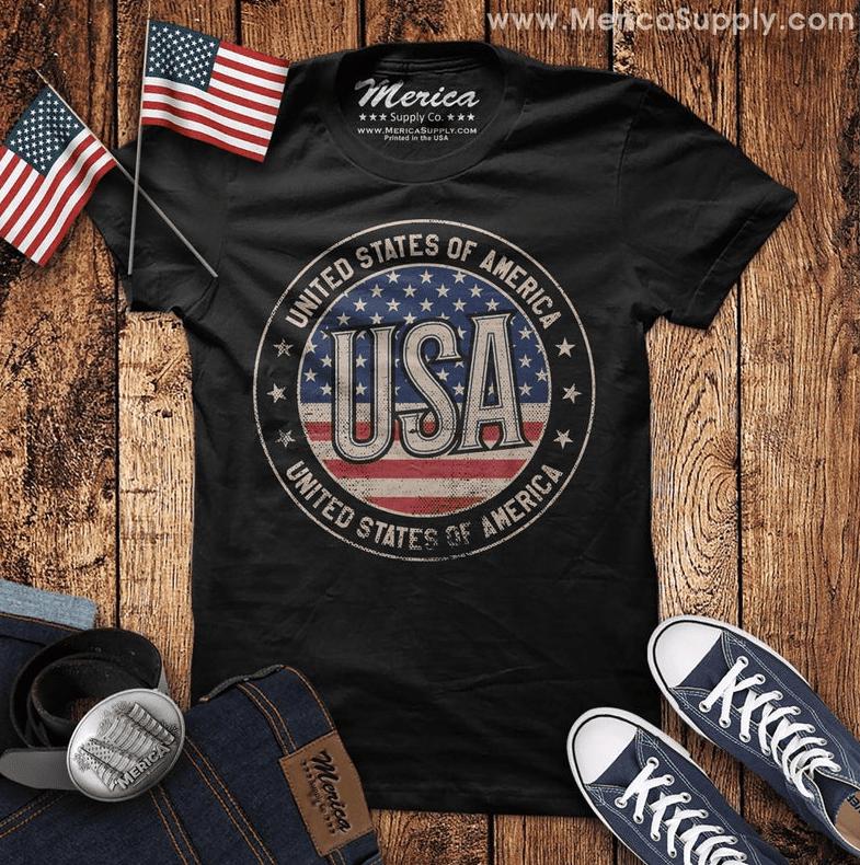 100+ Patriotic T-shirts for Men, Women, and Kids + 35 Mesmerizing T-shirt Designs 2021 - t 62