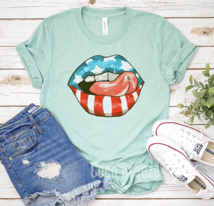 100+ Patriotic T-shirts for Men, Women, and Kids + 35 Mesmerizing T-shirt Designs 2021 - t 64
