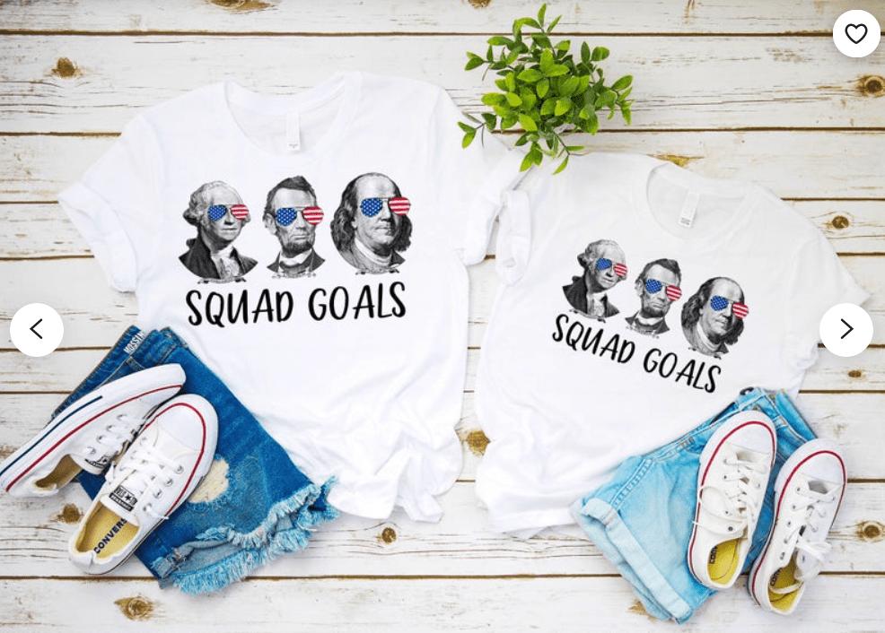 100+ Patriotic T-shirts for Men, Women, and Kids + 35 Mesmerizing T-shirt Designs 2021 - t 66
