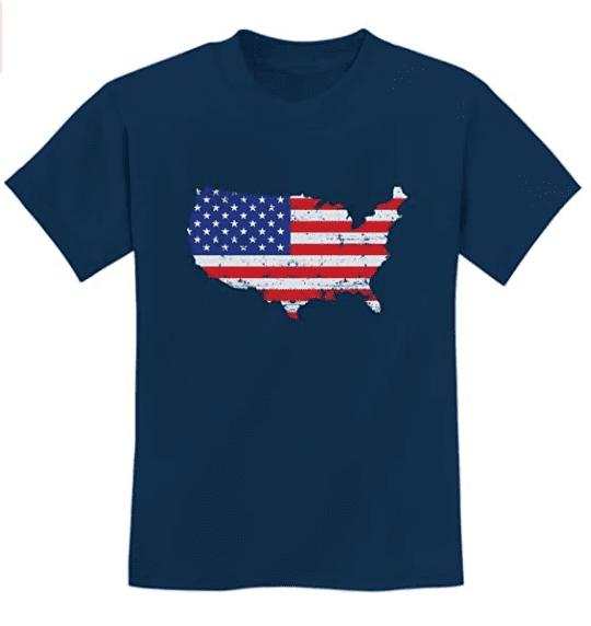 100+ Patriotic T-shirts for Men, Women, and Kids + 35 Mesmerizing T-shirt Designs 2021 - t 75