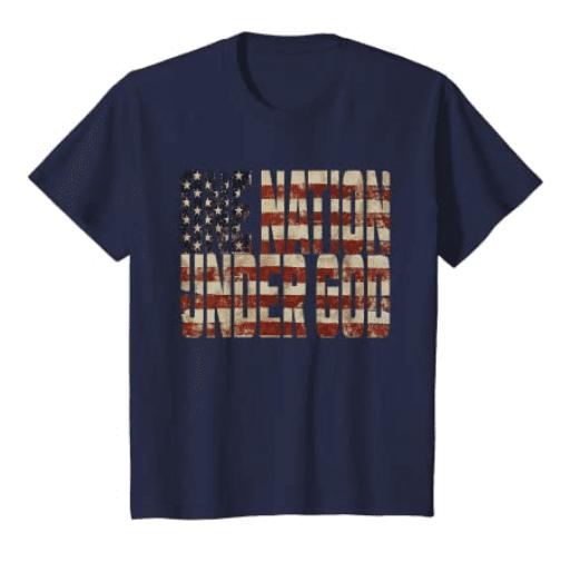 100+ Patriotic T-shirts for Men, Women, and Kids + 35 Mesmerizing T-shirt Designs 2021 - t 79