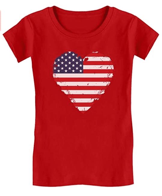 100+ Patriotic T-shirts for Men, Women, and Kids + 35 Mesmerizing T-shirt Designs 2021 - t 80