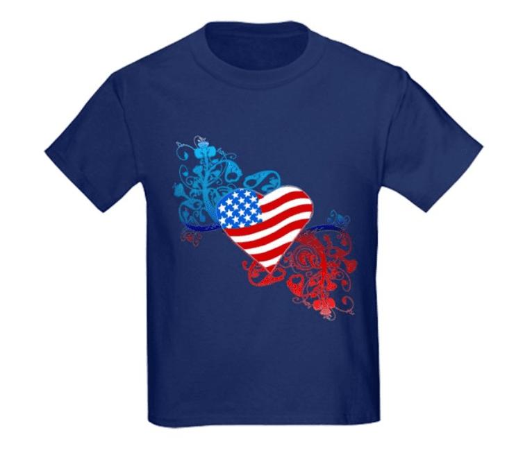 100+ Patriotic T-shirts for Men, Women, and Kids + 35 Mesmerizing T-shirt Designs 2021 - t 95