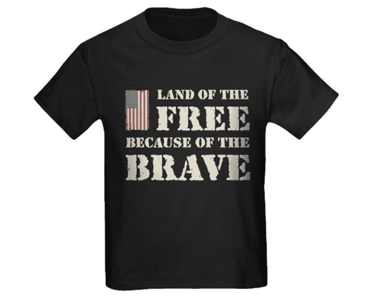 100+ Patriotic T-shirts for Men, Women, and Kids + 35 Mesmerizing T-shirt Designs 2021 - t 96