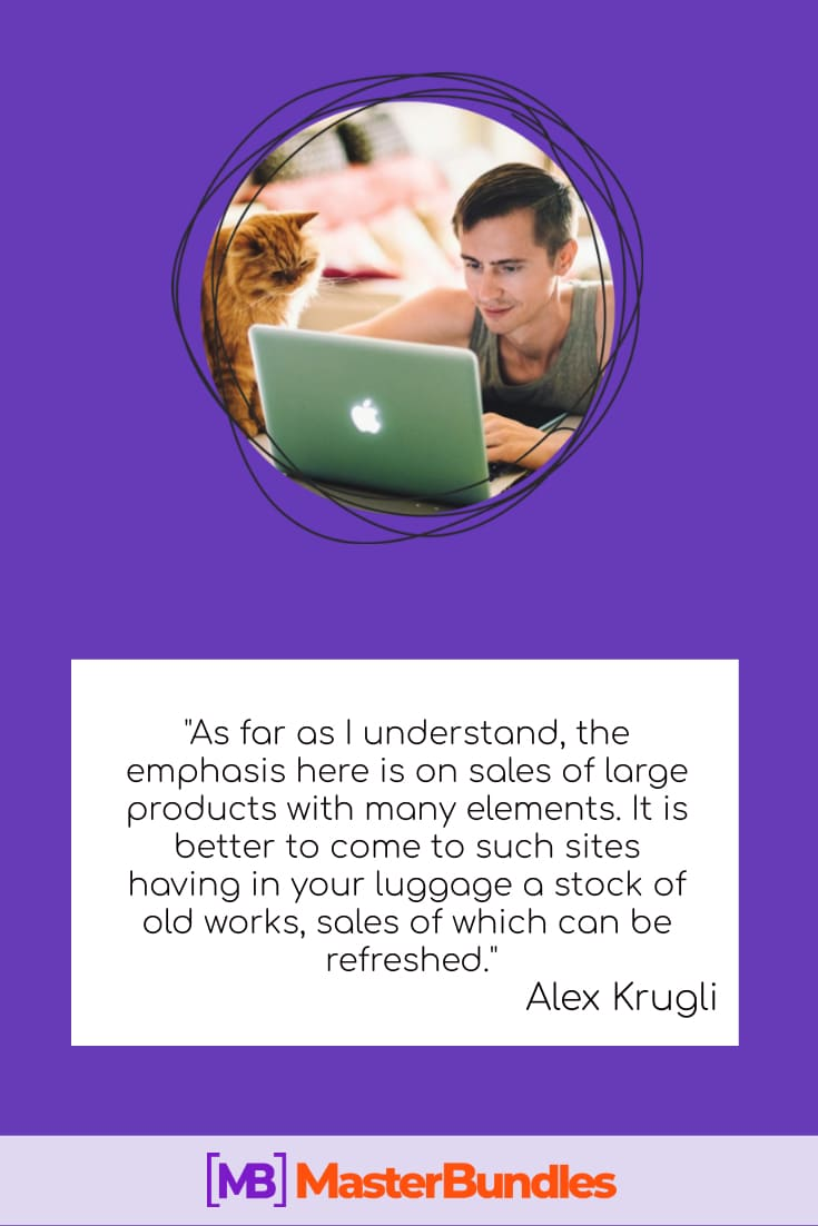 "📝 ""Illustrations are way to process negative experiences into something constructive and contribute for change"" - Alex Krugli - alex krugli masterbundles pinterest"