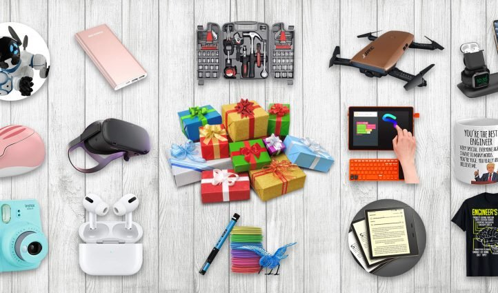 Examples Best Gifts for Engineers.