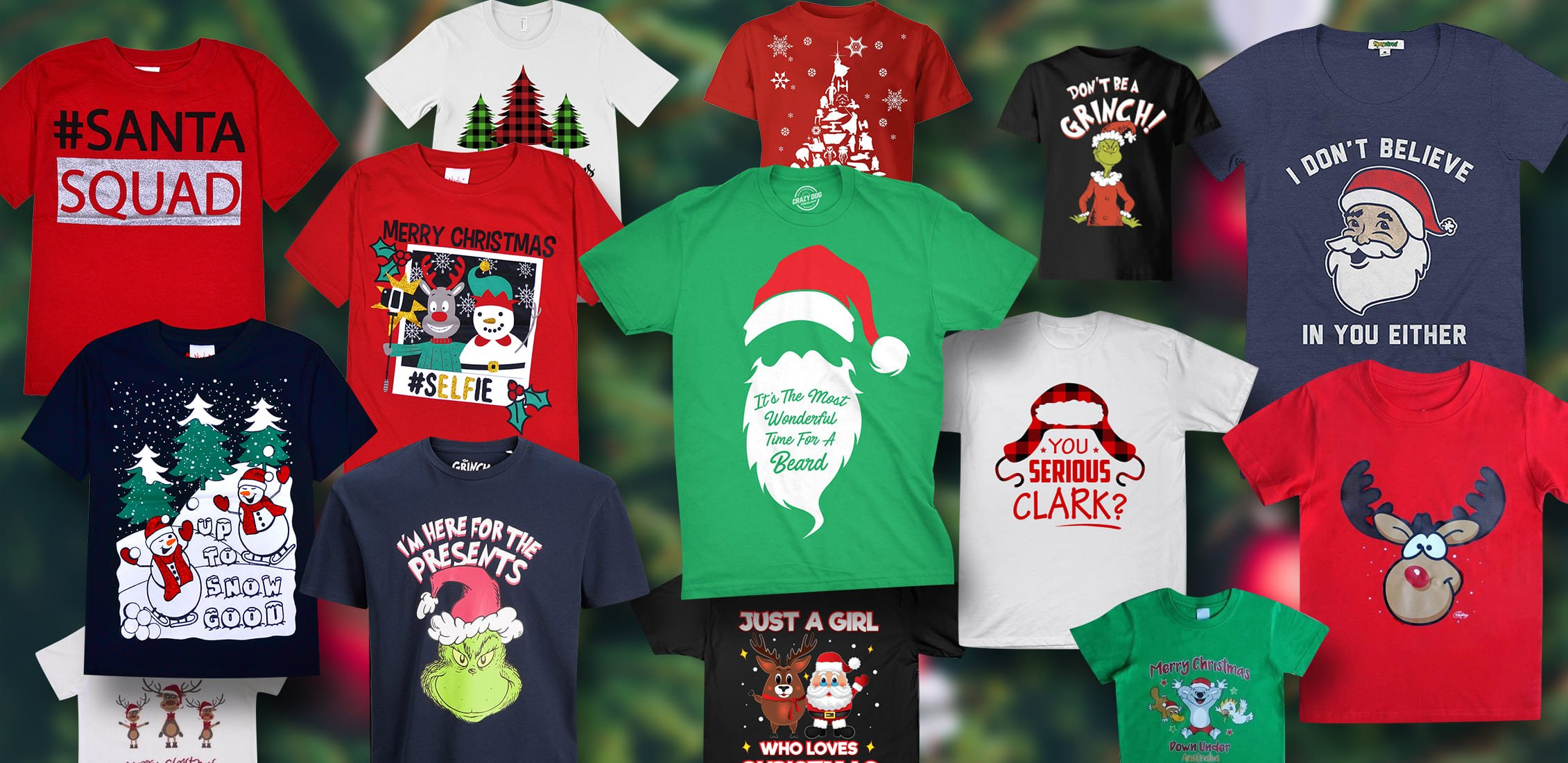 50+ Best T-Shirts 2021. Best T-Shirt Design Ideas For You - christmas shirts funny design