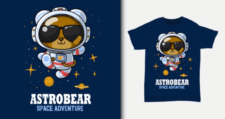 100+ Cool T-shirts For Everyone in 2021 and 30 Best T-shirt Designs For Making Unique Tees - cool t shirt design 15