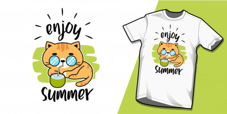 100+ Cool T-shirts For Everyone in 2021 and 30 Best T-shirt Designs For Making Unique Tees - cool t shirt design 17