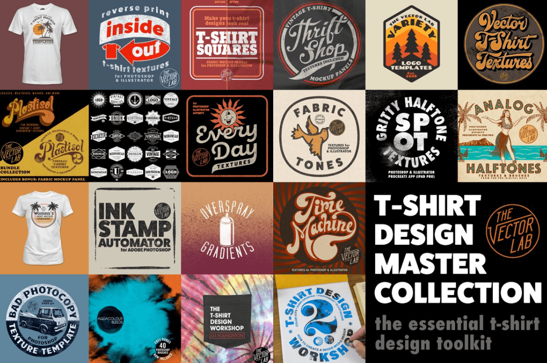 100+ Cool T-shirts For Everyone in 2021 and 30 Best T-shirt Designs For Making Unique Tees - cool t shirt design 3