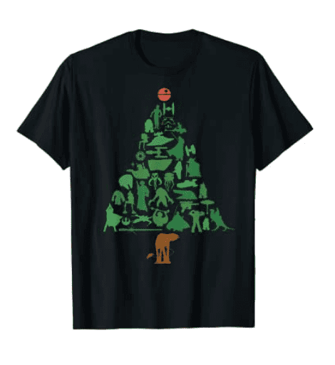 120+ Best Christmas Tees and Breathtaking T-Shirts Designs For This Holiday Season - t 36