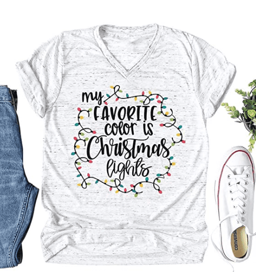 120+ Best Christmas Tees and Breathtaking T-Shirts Designs For This Holiday Season - t 45