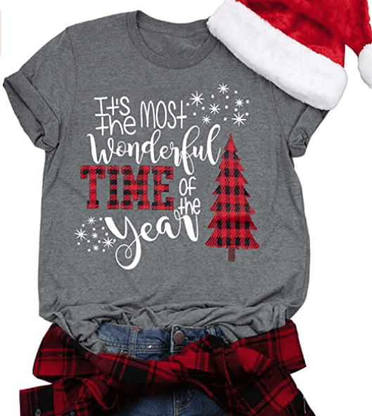 120+ Best Christmas Tees and Breathtaking T-Shirts Designs For This Holiday Season - t 54