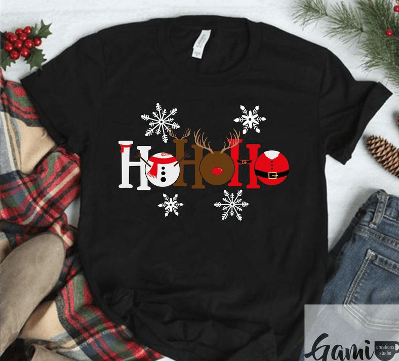 120+ Best Christmas Tees and Breathtaking T-Shirts Designs For This Holiday Season - t 56