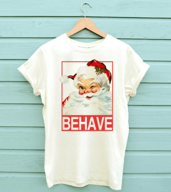 120+ Best Christmas Tees and Breathtaking T-Shirts Designs For This Holiday Season - t 57