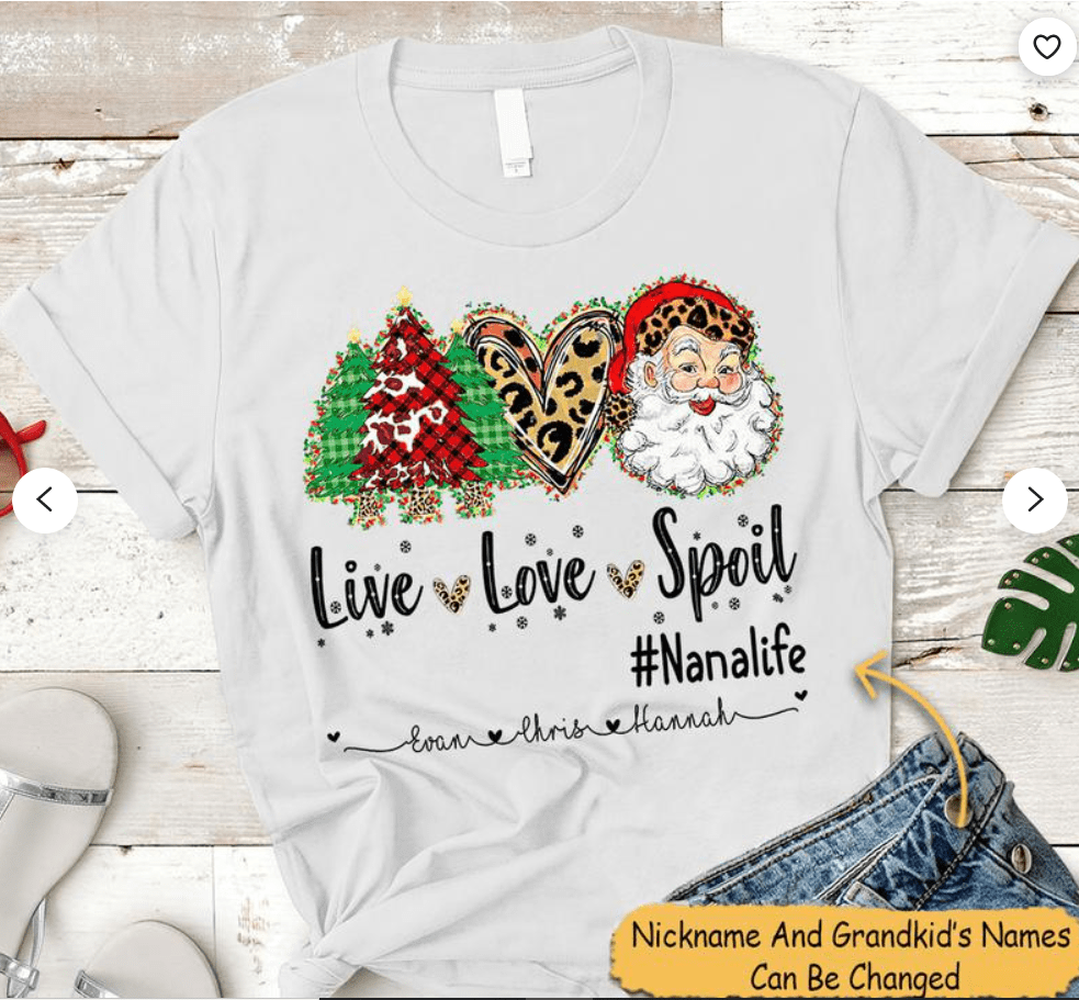 120+ Best Christmas Tees and Breathtaking T-Shirts Designs For This Holiday Season - t 58