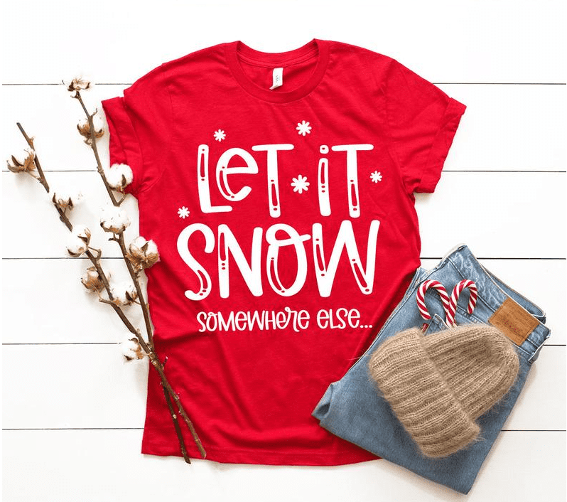 120+ Best Christmas Tees and Breathtaking T-Shirts Designs For This Holiday Season - t 60