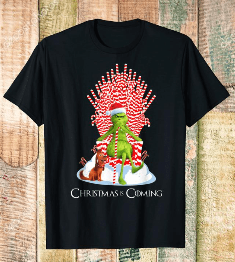 120+ Best Christmas Tees and Breathtaking T-Shirts Designs For This Holiday Season - t 62