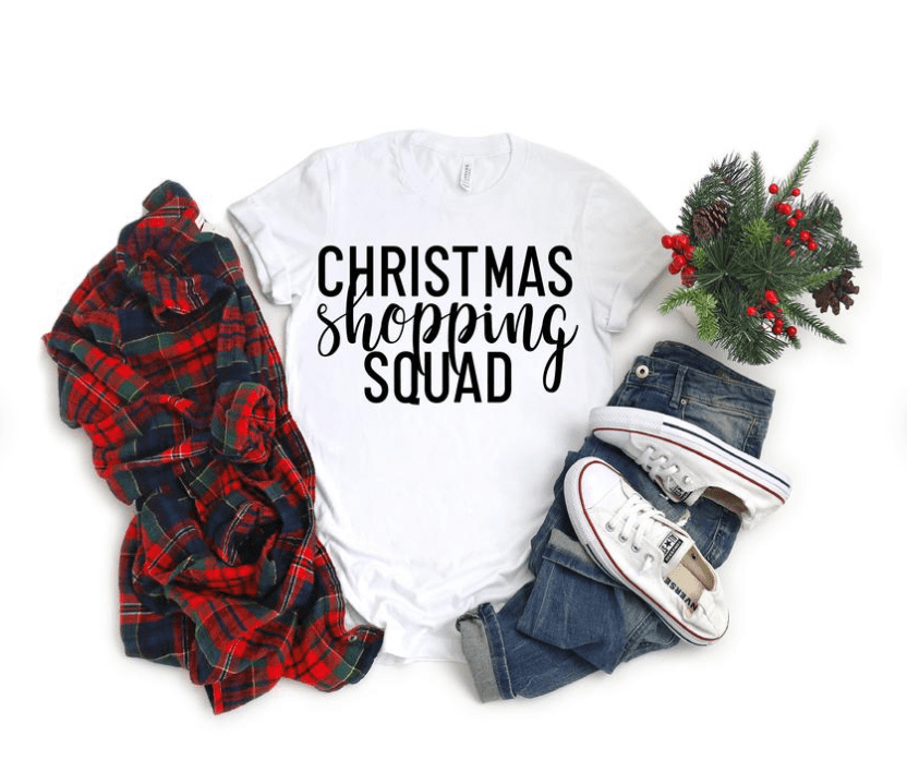 120+ Best Christmas Tees and Breathtaking T-Shirts Designs For This Holiday Season - t 63