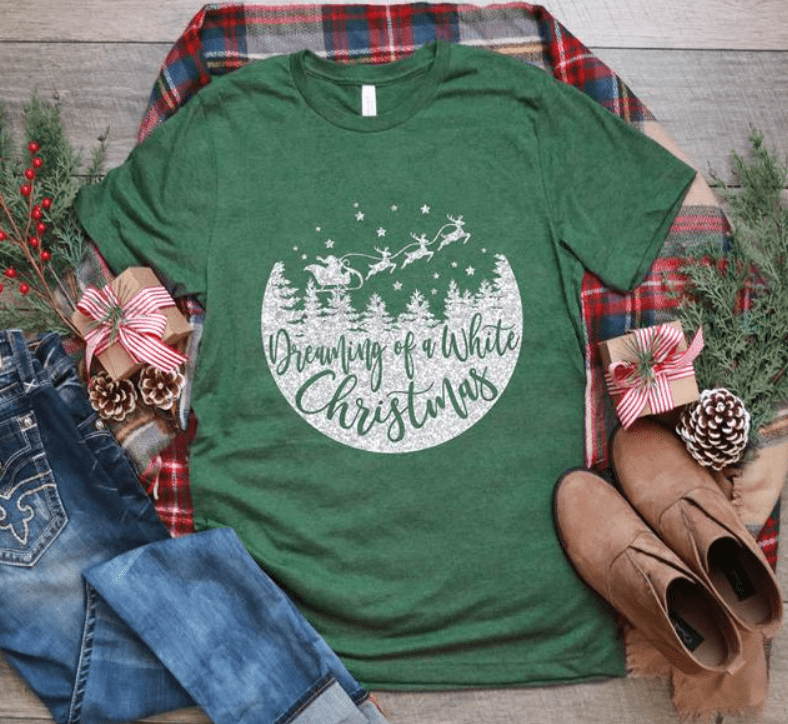 120+ Best Christmas Tees and Breathtaking T-Shirts Designs For This Holiday Season - t 64