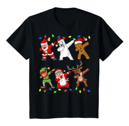 120+ Best Christmas Tees and Breathtaking T-Shirts Designs For This Holiday Season - t 76