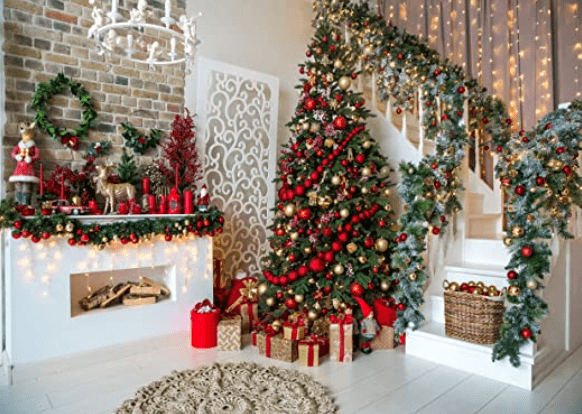 230+ Best Christmas Background Images 2020: Free & Premium - amazon christmas background 29